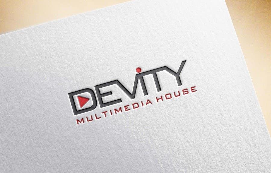 Proposition n°                                        34                                      du concours                                         Logo design for devity multimedia house