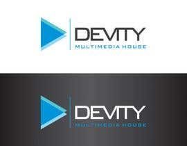 #52 for Logo design for devity multimedia house by cuongprochelsea