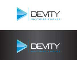 #54 for Logo design for devity multimedia house by cuongprochelsea