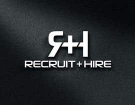 "#180 para Design a Logo for ""Recruit and Hire"" por ihsanfaraby"