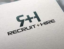 "#181 para Design a Logo for ""Recruit and Hire"" por ihsanfaraby"