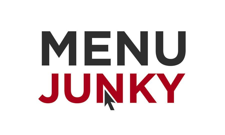 Proposition n°96 du concours Design a Logo for MenuJunky