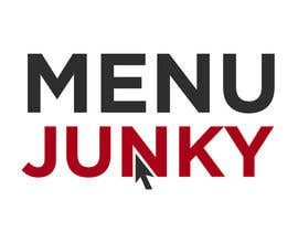 #96 for Design a Logo for MenuJunky af leivurjoensen
