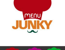#72 for Design a Logo for MenuJunky by weirdlogics