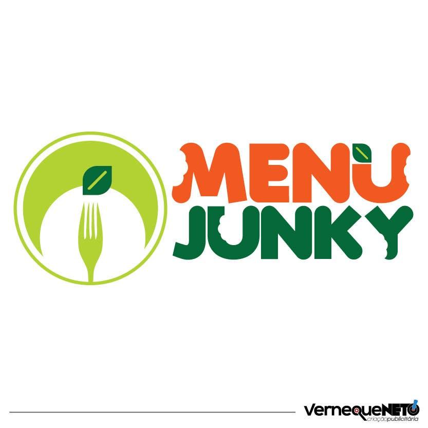 Proposition n°3 du concours Design a Logo for MenuJunky
