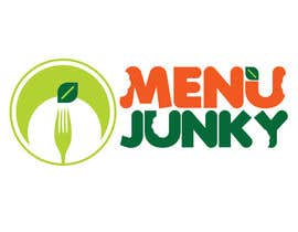 #3 for Design a Logo for MenuJunky by vernequeneto