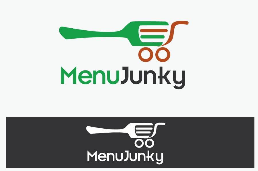 Proposition n°5 du concours Design a Logo for MenuJunky