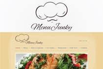 Proposition n° 91 du concours Graphic Design pour Design a Logo for MenuJunky