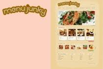 Proposition n° 35 du concours Graphic Design pour Design a Logo for MenuJunky