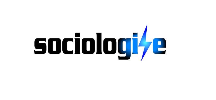 Konkurrenceindlæg #49 for Design a Logo for sociologize.com