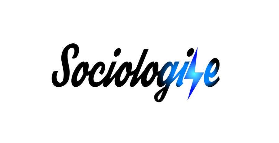 Contest Entry #50 for Design a Logo for sociologize.com