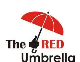 z4vron tarafından Design a Logo for The Red Umbrella - A Vegetarian Food Truck için no 17