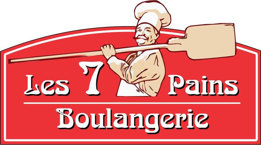 Bài tham dự cuộc thi #14 cho Design a Logo for a Bakery