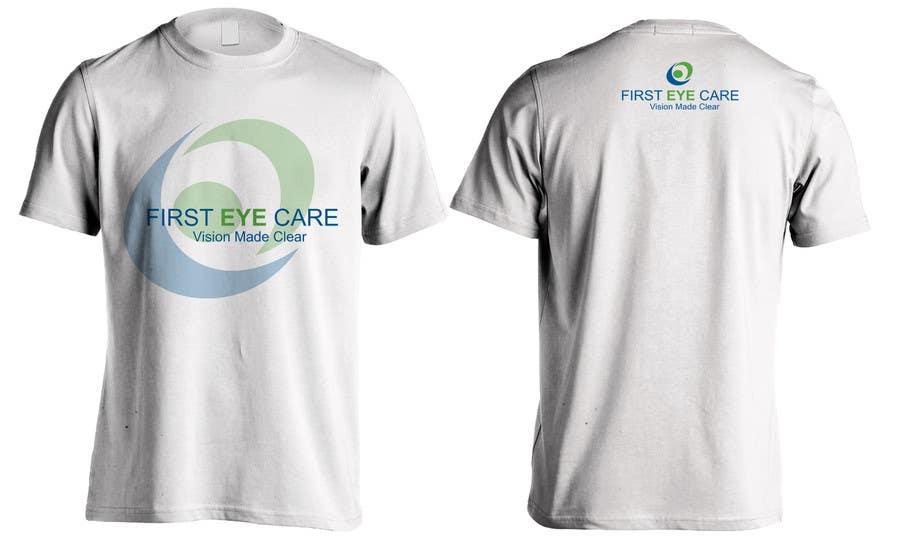 Konkurrenceindlæg #15 for Optometry tshirt