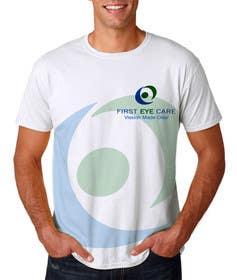 Nro 29 kilpailuun Optometry tshirt käyttäjältä ekanshnigam