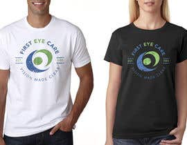 #22 for Optometry tshirt af ritafdesign