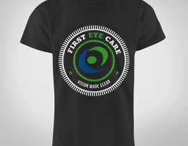 #35 for Optometry tshirt af TheBrainwiz