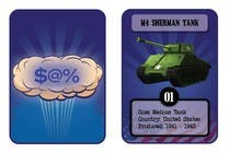 Graphic Design Contest Entry #4 for Trading Card Game Template Design