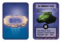 Graphic Design Contest Entry #6 for Trading Card Game Template Design