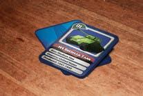 Graphic Design Konkurrenceindlæg #11 for Trading Card Game Template Design