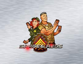 #113 for Design a Logo for Sarge and Red's Games and Hobby Shop af vminh