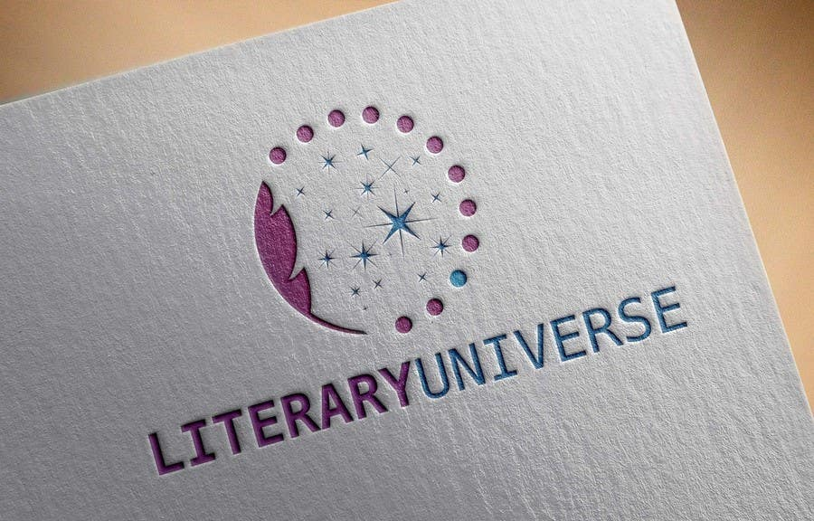 Konkurrenceindlæg #                                        144                                      for                                         Develop a Corporate Identity for Literary Universe