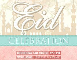 "#48 cho ""Eid Celebration"" Islamic Flyer bởi adsis"