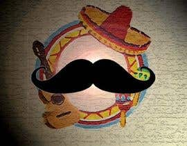 nº 45 pour Draw The moustache! The crazy mexican contest! par jenifermunmun