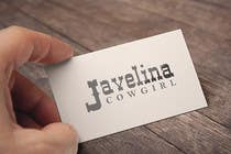 Graphic Design Contest Entry #58 for Design a Logo for Javelina Cowgirl (Online Shop)