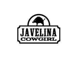 #84 for Design a Logo for Javelina Cowgirl (Online Shop) by ricardosanz38