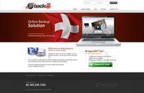 Graphic Design Contest Entry #42 for Website Design for Ebackup.me Online Backup Solution