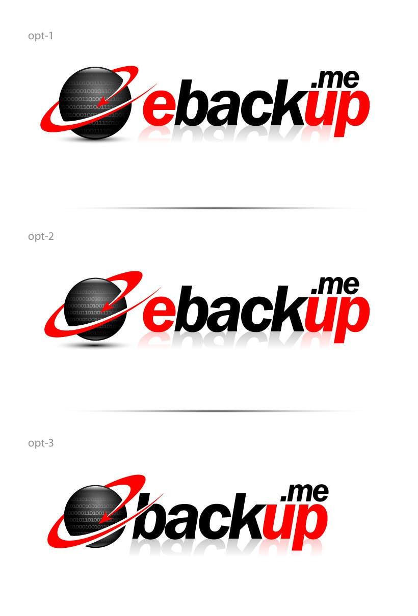 Contest Entry #                                        35                                      for                                         Website Design for Ebackup.me Online Backup Solution