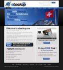 Graphic Design Contest Entry #67 for Website Design for Ebackup.me Online Backup Solution