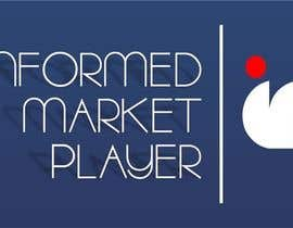 #9 para Design a Logo for Informed Market Player por lucihusky