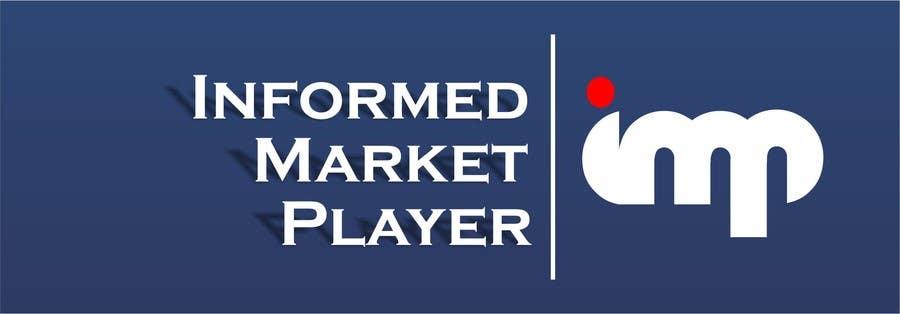 Bài tham dự cuộc thi #                                        10                                      cho                                         Design a Logo for Informed Market Player