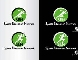 "#59 para Design a Logo for company name ""Sports Education Network"", in short SEN. por illidansw"
