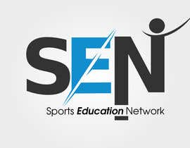 "#52 for Design a Logo for company name ""Sports Education Network"", in short SEN. by HamDES"