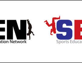 "#60 for Design a Logo for company name ""Sports Education Network"", in short SEN. by supunchinthaka07"
