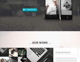#3 for Design Commercial WordPress Theme by sethsahab