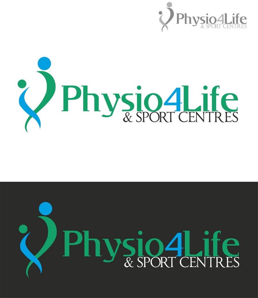 Konkurrenceindlæg #                                        5                                      for                                         Design a Logo for physio company