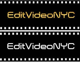 #50 para Design a Logo for Edit Video NYC por preethamdesigns