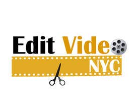 #53 untuk Design a Logo for Edit Video NYC oleh TmGraph