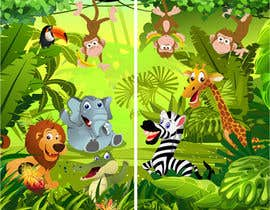 #21 for Jungle Designs by vicos0207