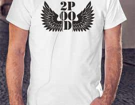nº 33 pour Design a Logo for a 2POOD shirt par SlavIK1991