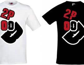 nº 42 pour Design a Logo for a 2POOD shirt par flowkai