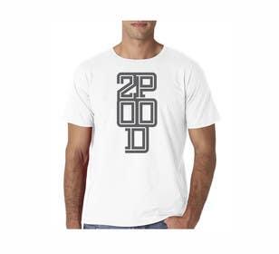 Nro 54 kilpailuun Design a Logo for a 2POOD shirt käyttäjältä eltorozzz