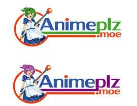 #183 untuk Design a Logo for an anime website oleh crossforth