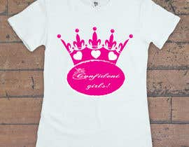 #67 para Design a T-Shirt for Girls por maksymlumi1985