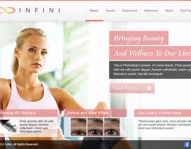 #41 untuk Build a Website for a new revolutionary cosmetic treatment oleh edbryan