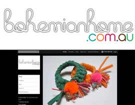 #177 for LOGO design for www.bohemianhome.com.au by dyeth